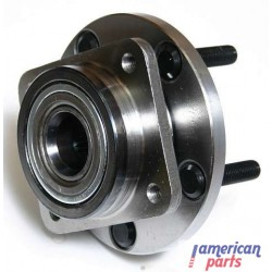 WHEEL BEARING HUB ASSEMBLY FRONT CHRYSLER VOYAGER / DODGE CARAVAN 91-95 WHEEL 15