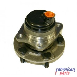 REAR HUB & BEARING CHRYSLER GRAND VOYAGER 01-07 / DODGE CARAVAN 01-07 / TOWN & COUNTRY  01 – 07  WITH ABS