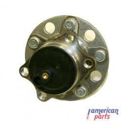 WHEEL HUB / BEARING REAR 2WD SEBRING / DODGE CALIBER / JEEP COMPASS / PATRIOT 2007 - 2010