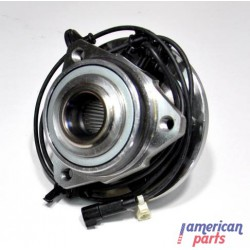 FRONT WHEEL HUB BEARING JEEP LIBERTY / CHEROKEE 2002-2007 WITH ABS