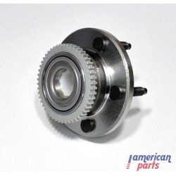 WHEEL HUB / WHEEL BEARING FRONT FORD MUSTANG 2005-2013 WITH ABS NEW!