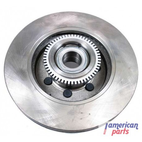 FRONT  BRAKE  DISC  ROTOR  &  HUB  ASSEMBLY   FORD  F150  2004 - 2007
